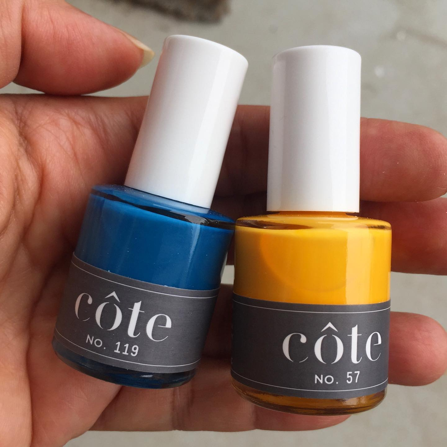 I know it's fall, but these two are calling my name. Now, which one should I use?!?! #ichoosebeauty Day 2532