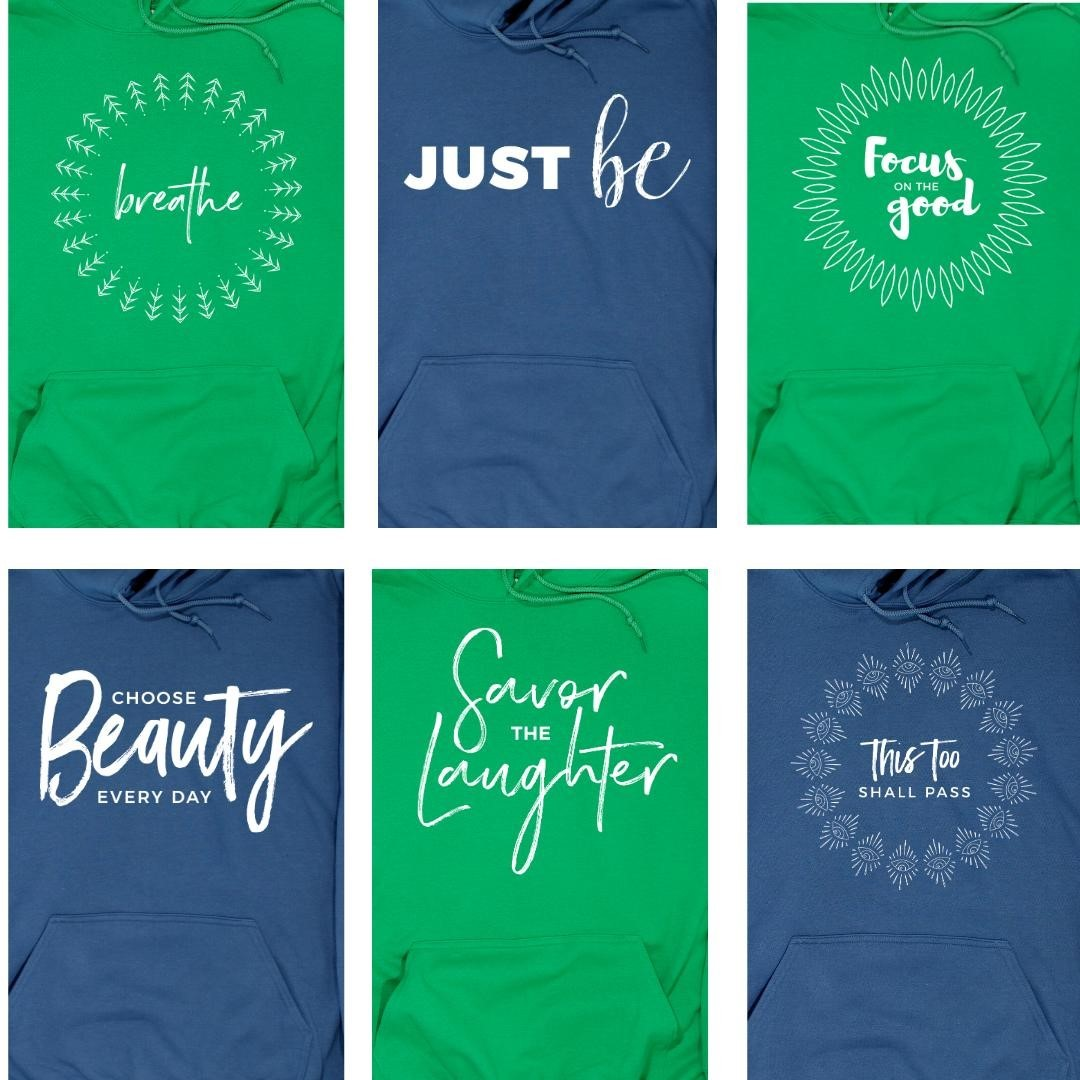 Comfort their mind. Heal their heart. Soothe their soul. The TLC we all need this year.Choose from uplifting hoodies, tees, mugs, and more! FREE SHIPPING on all U.S. orders $50+Order by December 8 (standard shipping) or December 12 (express shipping) to get your gifts by Christmas.Link to shop is in my bio. 5% of net proceeds goes to @MentalHealthAmerica.#ichoosebeauty #shopsmallthischristmas #shopsmallbusinesses #shopsmallbiz #shopsmalllove #shopsmallmovement #shopsmallonline #shopsmallyall #wearabletherapy #wearables #healingtools #healingtrauma #athleisurewear #athleisurestyle #athleisurelook #coronaviruspandemic #lifeinthetimeofcornona #covid2020 #mentalhealthisimportant #mentalhealthadvice #mentalhealthjourney #mentalwellness #mentaltraining #mentalhealthsupport