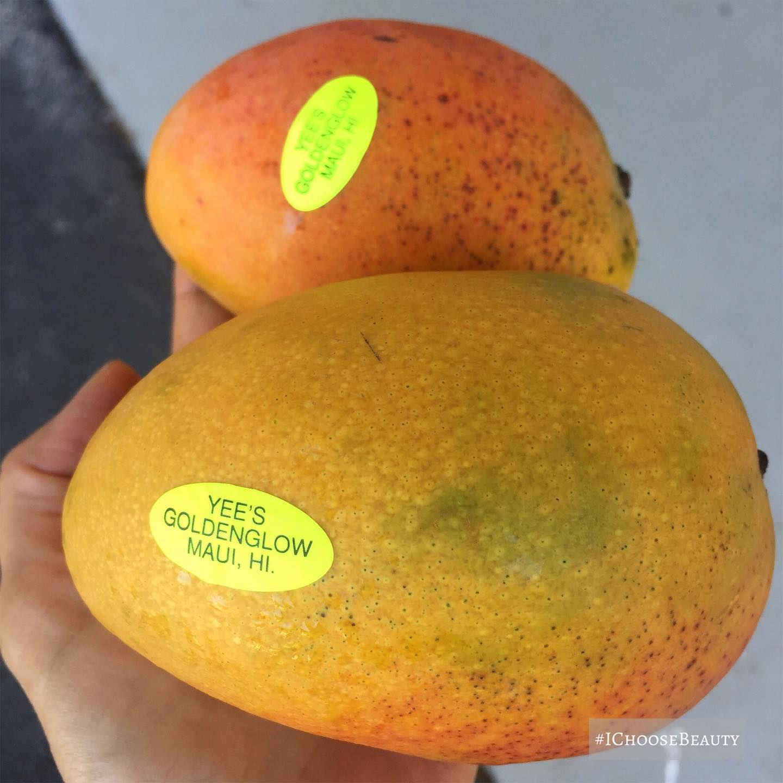 Yesssss! It's time to mango tango! 🥭 🥭  #ichoosebeauty Day 2736